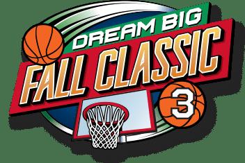 BBallshootout Dream Big Fall Classic 3 Logo